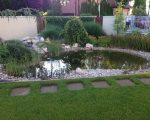 Kertépítés, kerti tó